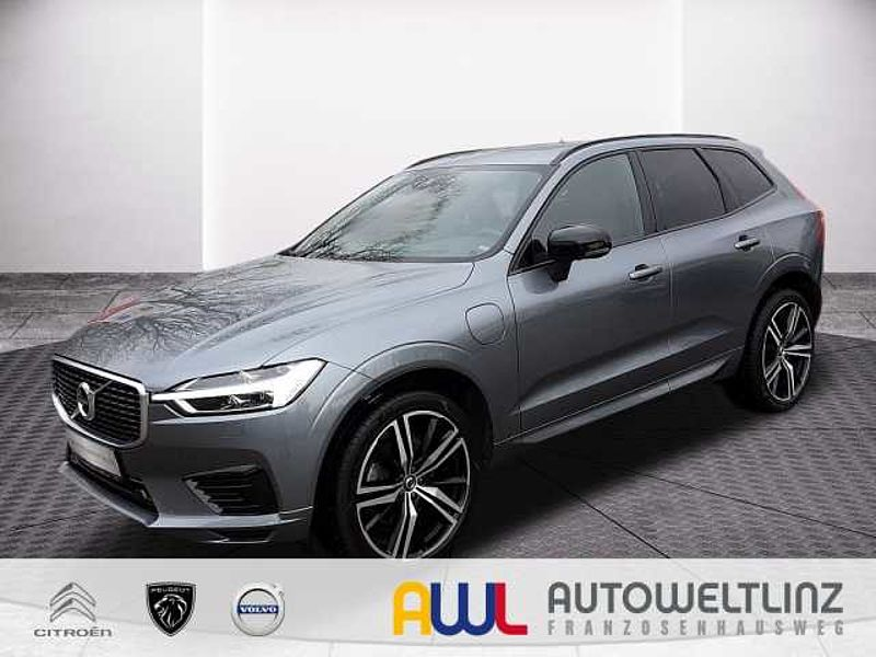 Volvo XC60 T8 TWIN ENGINE R-DESIGN